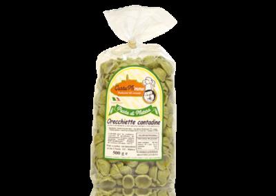 ORECCHIETTE CONTADINE  Pasta fresca secca prodotta a Matera  confezione da 1/2 Kg • €1,65